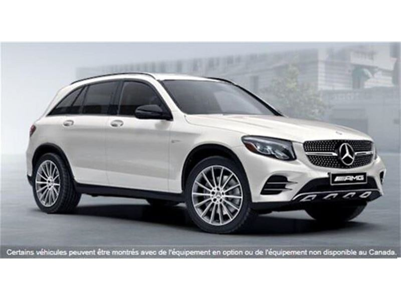 New 2017 Mercedes-Benz GLC GLC43 AMG
