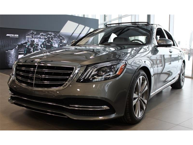 New 2018 mercedes benz s class s450 sedan in greenfield for Mercedes benz s550 accessories